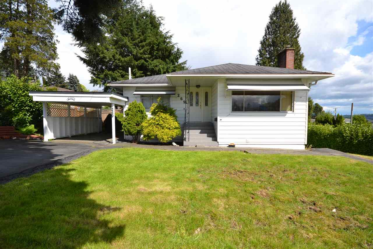 Main Photo: 269 KING Street in Coquitlam: Maillardville House for sale : MLS(r) # R2166931