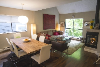 Main Photo: 1344 WALNUT Street in Vancouver: Kitsilano Townhouse for sale (Vancouver West)  : MLS(r) # R2167491