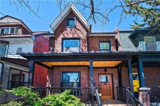 Main Photo: 54 Golden Avenue in Toronto: Roncesvalles House (2 1/2 Storey) for sale (Toronto W01)  : MLS(r) # W3814858