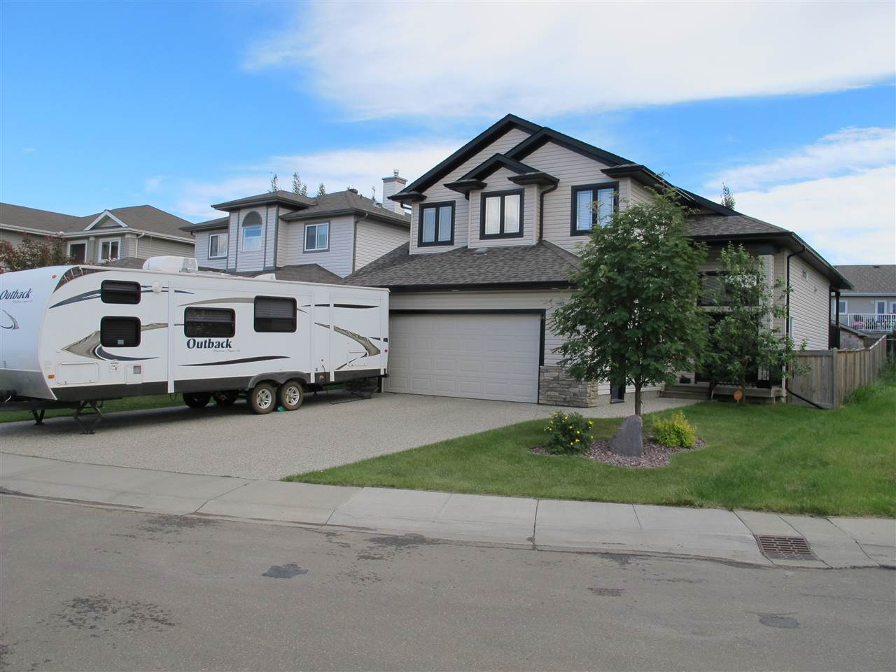 Main Photo: 31 Danfield Place: Spruce Grove House for sale : MLS(r) # E4071227