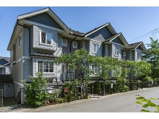"Main Photo: 43 11255 132 Street in Surrey: Bridgeview Townhouse for sale in ""Fraser View Terrace"" (North Surrey)  : MLS(r) # R2186119"