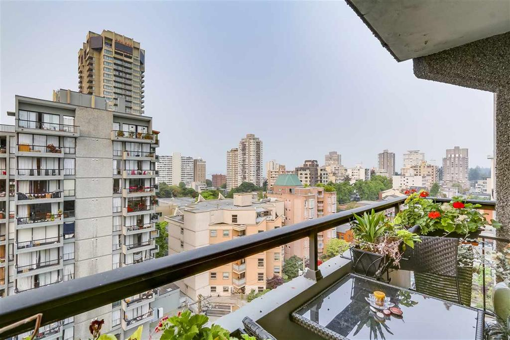 Main Photo: 1008 1720 Barclay Street in Vancouver: Condo for sale : MLS® # R2204094