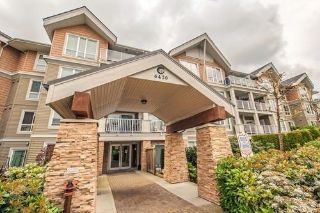 "Main Photo: 305 6450 194 Street in Surrey: Clayton Condo for sale in ""Waterstone"" (Cloverdale)  : MLS® # R2220895"