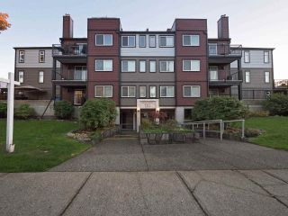 Main Photo: 104 2344 ATKINS AVENUE in Port Coquitlam: Central Pt Coquitlam Condo for sale : MLS®# R2218030
