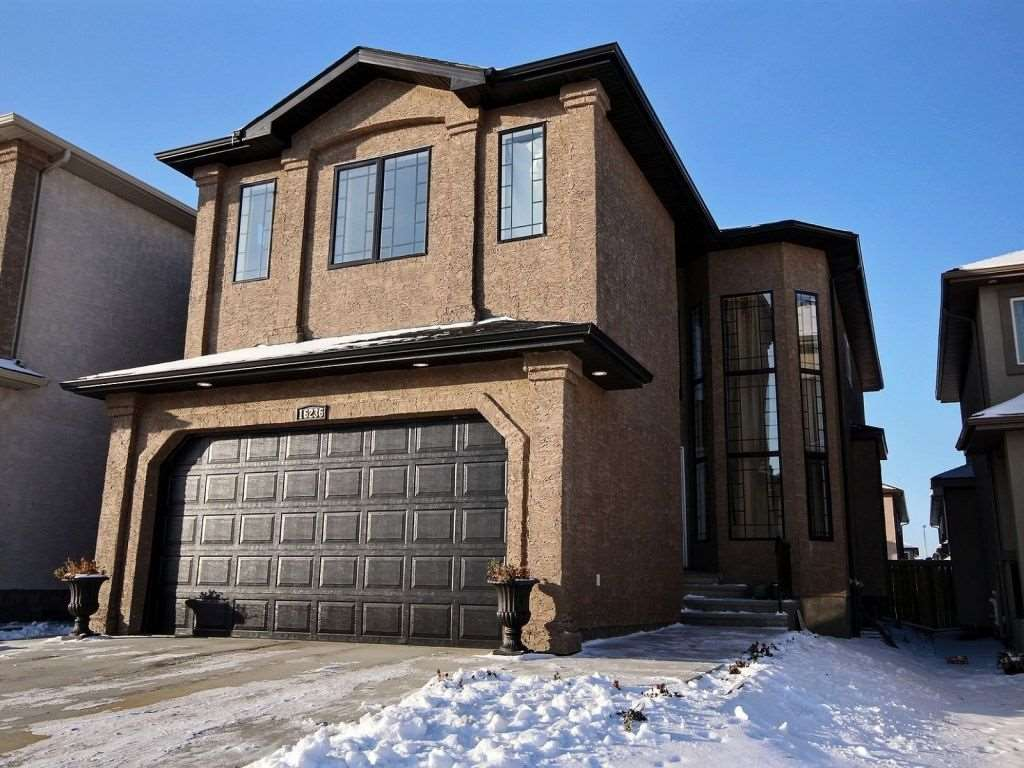 Main Photo: 16236 136 Street in Edmonton: Zone 27 House for sale : MLS®# E4089113