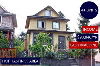 Main Photo: 229 TEMPLETON Drive in Vancouver: Hastings House for sale (Vancouver East)  : MLS® # R2230362