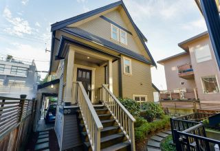 Main Photo: 80 E 15TH Avenue in Vancouver: Mount Pleasant VE Townhouse for sale (Vancouver East)  : MLS® # R2231871