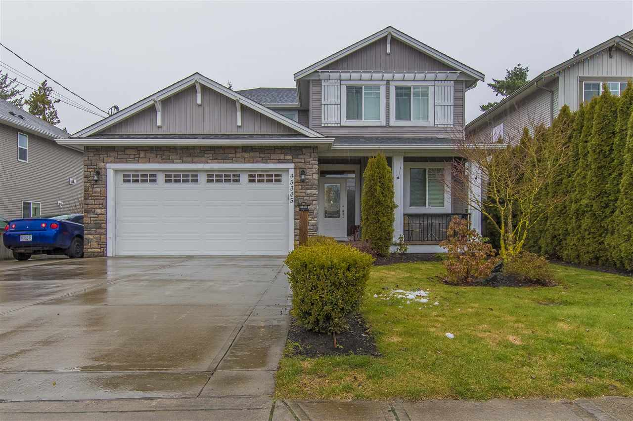 Main Photo: 45345 SOUTH SUMAS Road in Sardis: Sardis West Vedder Rd House for sale : MLS®# R2234825