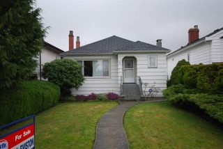 Main Photo: 85 W 26TH Avenue in Vancouver: Cambie House for sale (Vancouver West)  : MLS® # R2237521