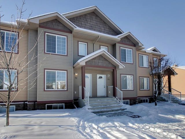 Main Photo: 54 320 Spruce Ridge Road: Spruce Grove Townhouse for sale : MLS® # E4095571