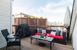 "Main Photo: 305 910 W 8TH Avenue in Vancouver: Fairview VW Condo for sale in ""THE RHAPSODY"" (Vancouver West)  : MLS® # R2249132"