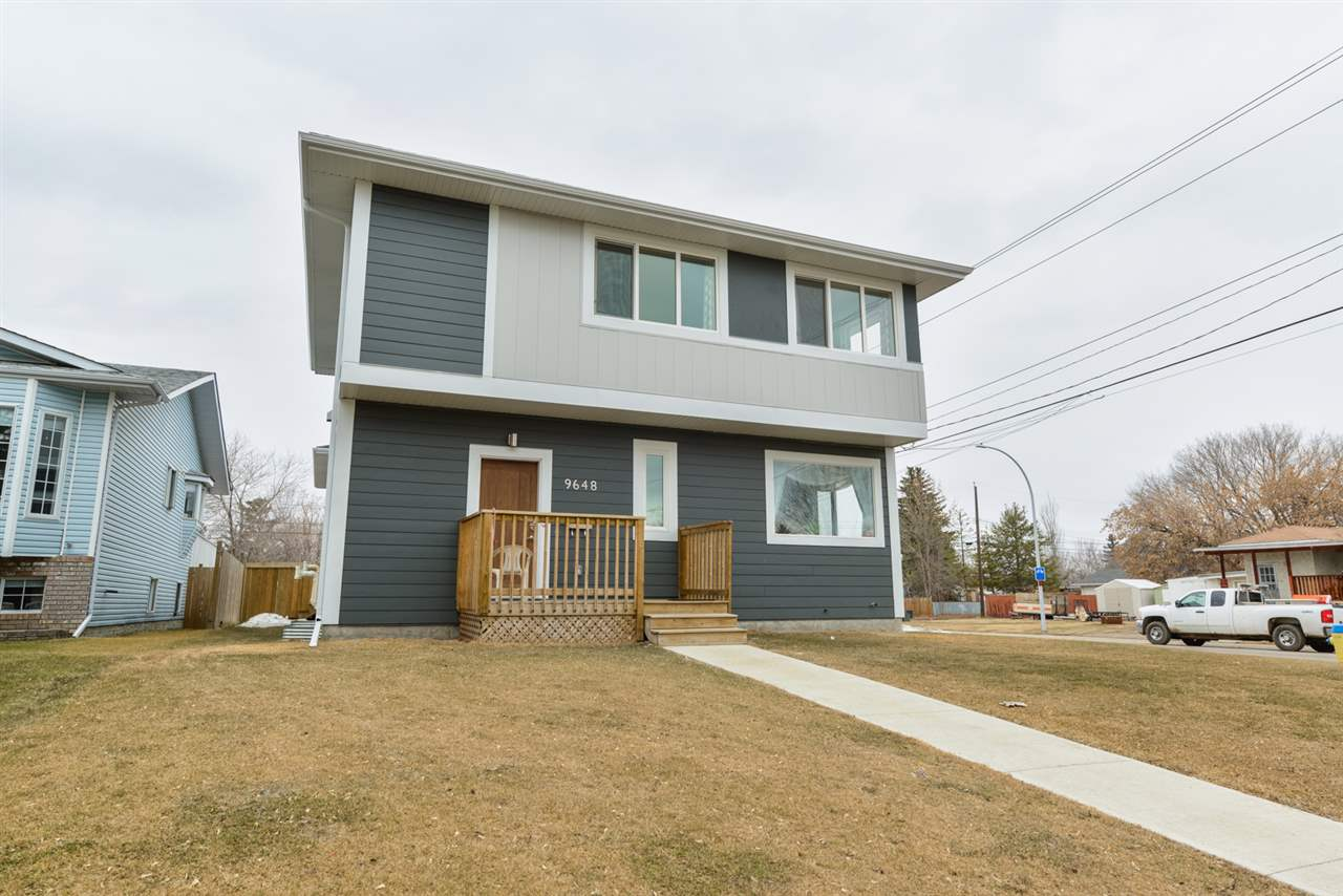 Main Photo: 9648 160 Street in Edmonton: Zone 22 House for sale : MLS®# E4106723