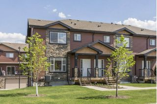 Main Photo: 45 301 Palisades Way: Sherwood Park Townhouse for sale : MLS®# E4112487