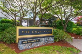 Main Photo: 3 3255 Rutledge Street in VICTORIA: SE Quadra Condo Apartment for sale (Saanich East)  : MLS®# 392551