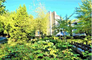 "Main Photo: 206 9890 MANCHESTER Drive in Burnaby: Cariboo Condo for sale in ""BROOKSIDE COURT"" (Burnaby North)  : MLS®# R2307674"