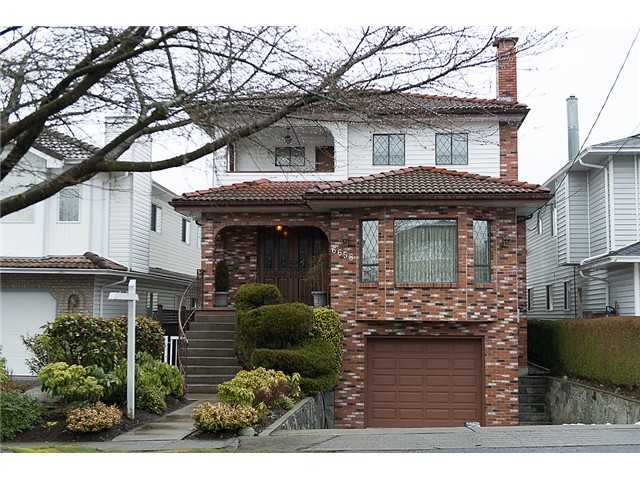 Main Photo: 6658 RANDOLPH Avenue in Burnaby: Upper Deer Lake House for sale (Burnaby South)  : MLS® # V1068822