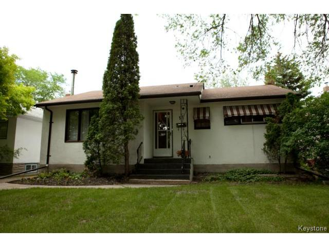 Main Photo: 88 Champlain Street in WINNIPEG: St Boniface Residential for sale (South East Winnipeg)  : MLS® # 1415394