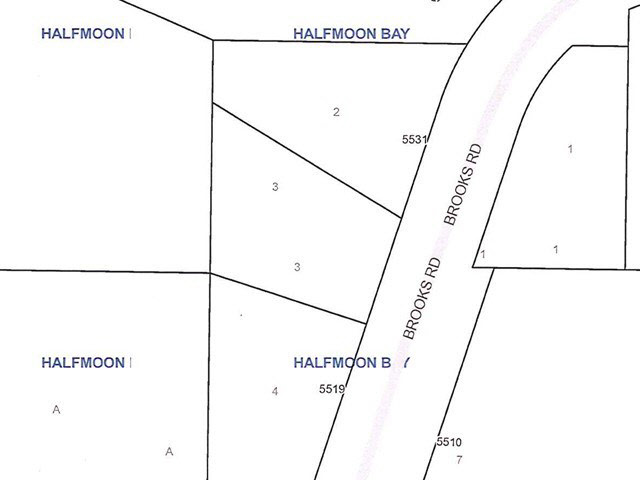 Main Photo: LOT 3 BROOKS ROAD in Halfmoon Bay: Halfmn Bay Secret Cv Redroofs Home for sale (Sunshine Coast)  : MLS® # V1140374