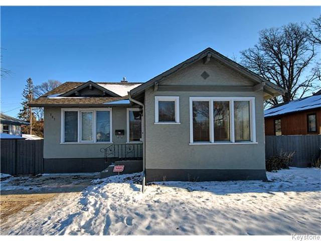 Main Photo: 797 St Mary's Road in WINNIPEG: St Vital Residential for sale (South East Winnipeg)  : MLS® # 1530148