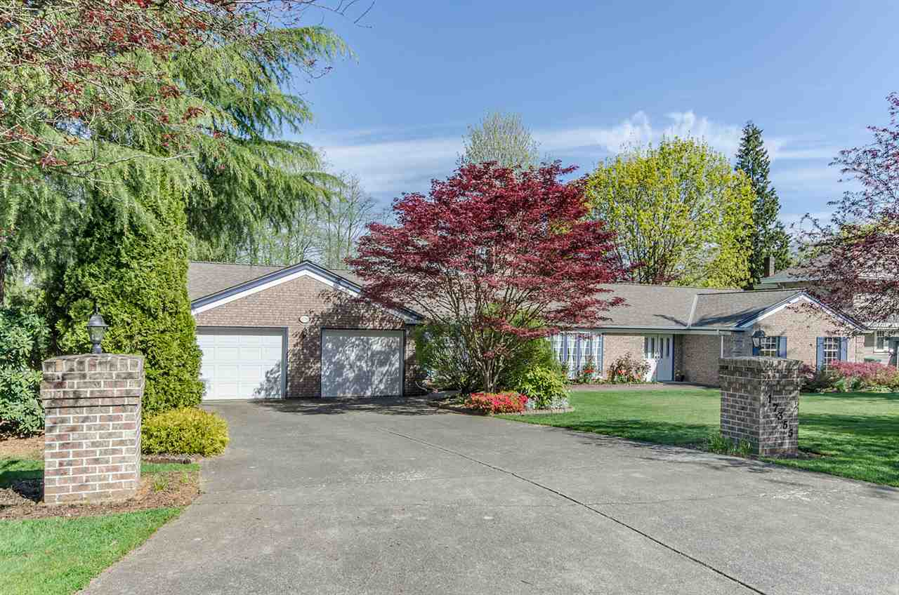 "Main Photo: 17355 29 Avenue in Surrey: Grandview Surrey House for sale in ""Country Woods"" (South Surrey White Rock)  : MLS® # R2055473"