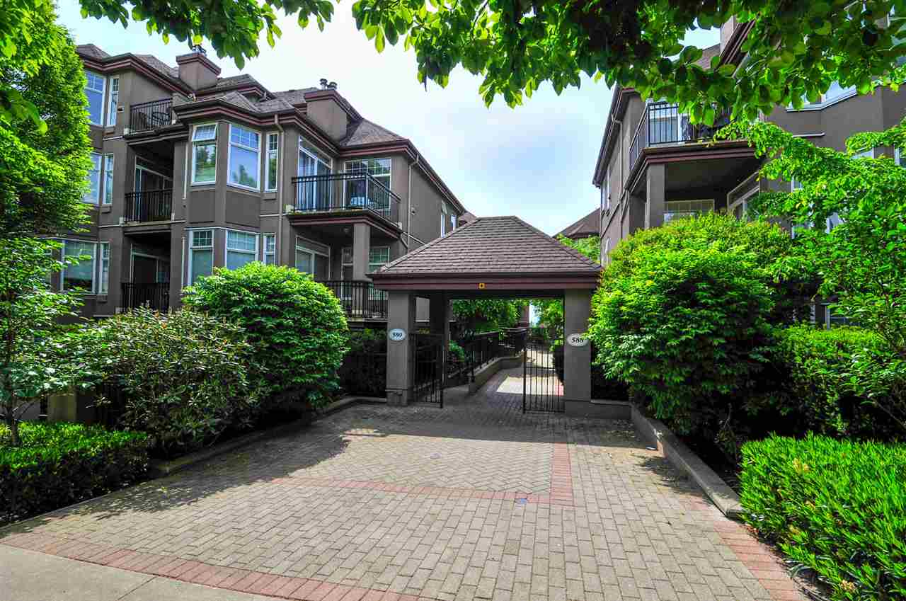 "Main Photo: 305 580 TWELFTH Street in New Westminster: Uptown NW Condo for sale in ""THE REGENCY"" : MLS(r) # R2062585"