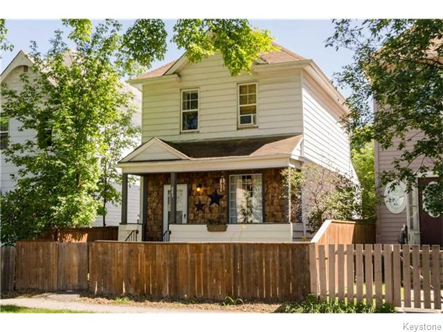 Main Photo: 683 Victor Street in Winnipeg: West End Residential for sale (5A)  : MLS® # 1620390