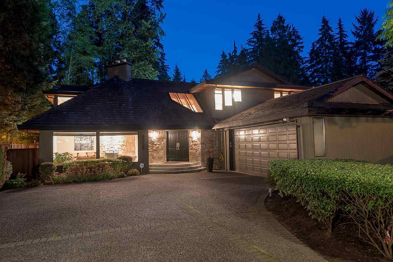 Main Photo: 4008 BROCKTON Crescent in North Vancouver: Indian River House for sale : MLS®# R2113353