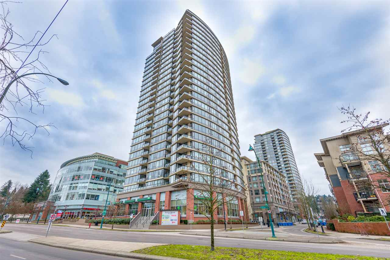 "Main Photo: 1605 110 BREW Street in Port Moody: Port Moody Centre Condo for sale in ""ARIA 1"" : MLS(r) # R2148007"