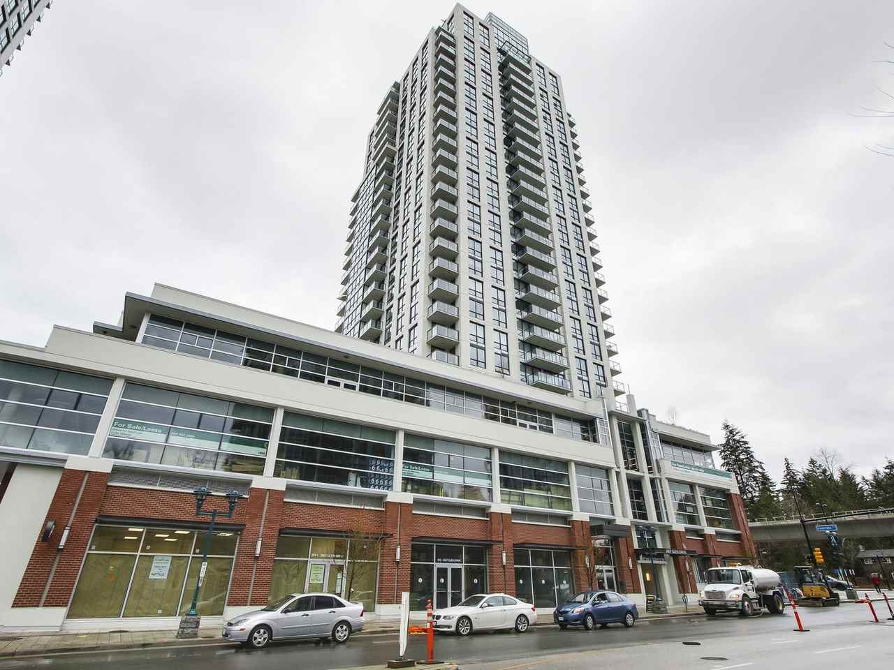 Main Photo: 801 3007 GLEN Drive in Coquitlam: North Coquitlam Condo for sale : MLS® # R2148743