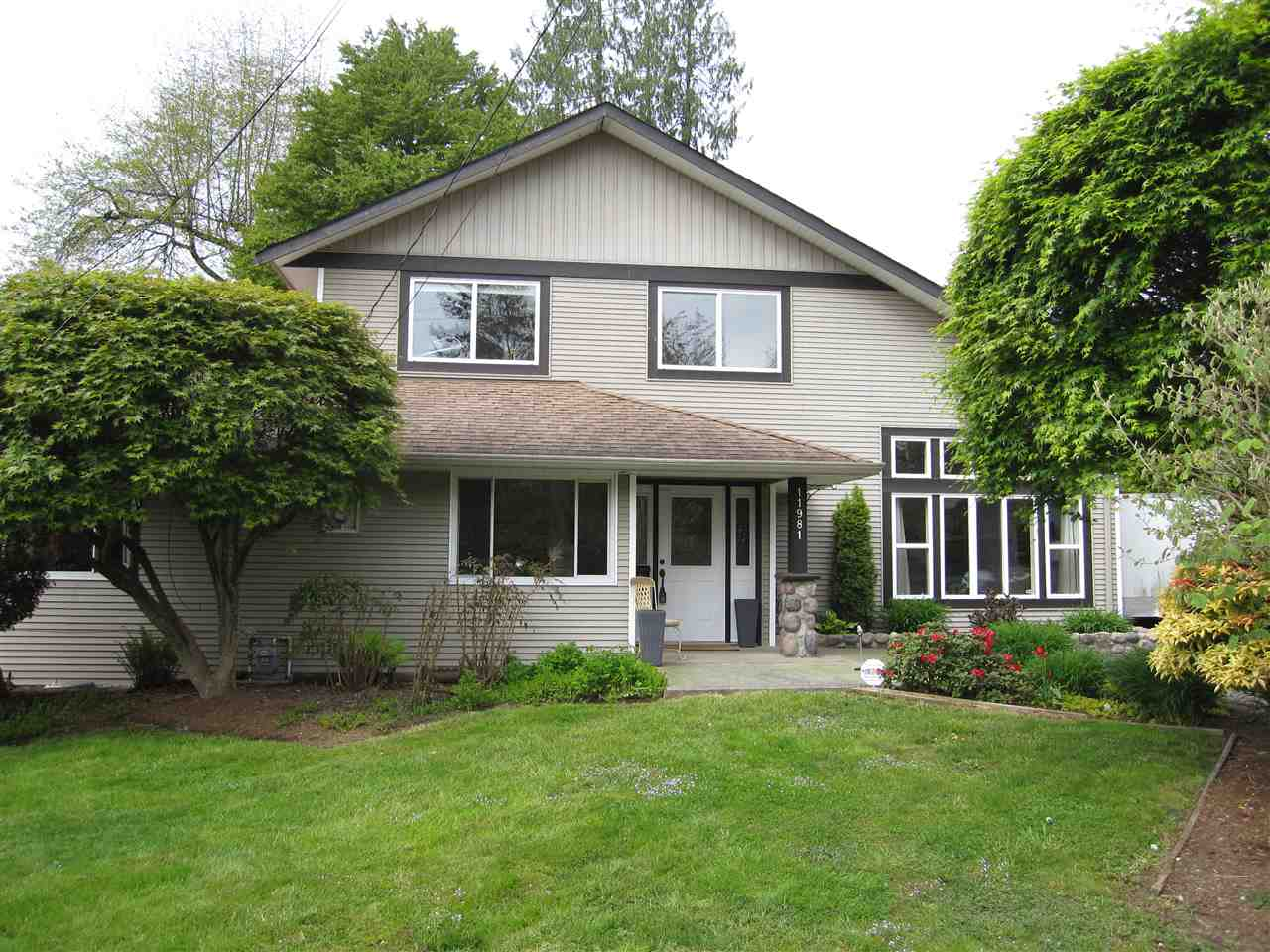 Main Photo: 11981 248 Street in Maple Ridge: Cottonwood MR House for sale : MLS® # R2165177