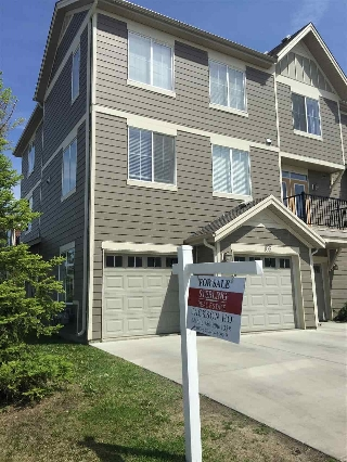 Main Photo:  in Edmonton: Zone 53 Townhouse for sale : MLS(r) # E4068972