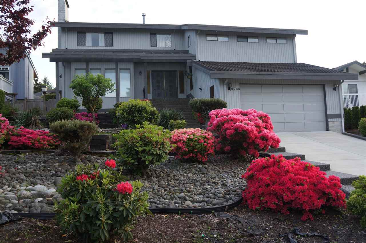 Main Photo: 6045 HUMPHRIES Place in Burnaby: Buckingham Heights House for sale (Burnaby South)  : MLS® # R2188917