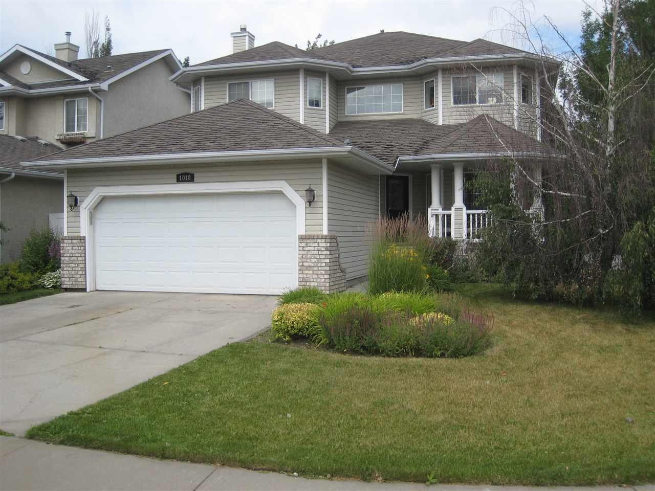 Main Photo: 1018 Ormsby Crescent NW in Edmonton: Zone 20 House for sale : MLS® # E4074263