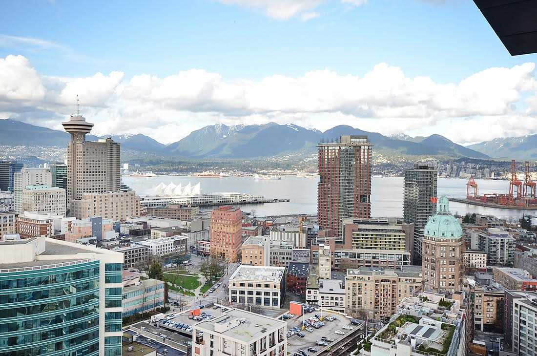 Main Photo: 3606 602 CITADEL PARADE in Vancouver: Downtown VW Condo for sale (Vancouver West)  : MLS® # R2036529