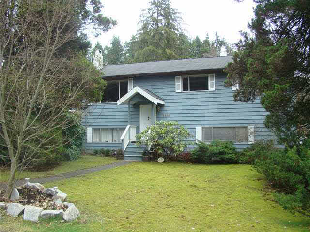 Main Photo: 1906 Banbury Rd. in North Vancouver: Deep Cove House for sale : MLS® # V941397