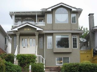 Main Photo: 3191 E 8TH Avenue in Vancouver: Renfrew VE House for sale (Vancouver East)  : MLS® # R2199869