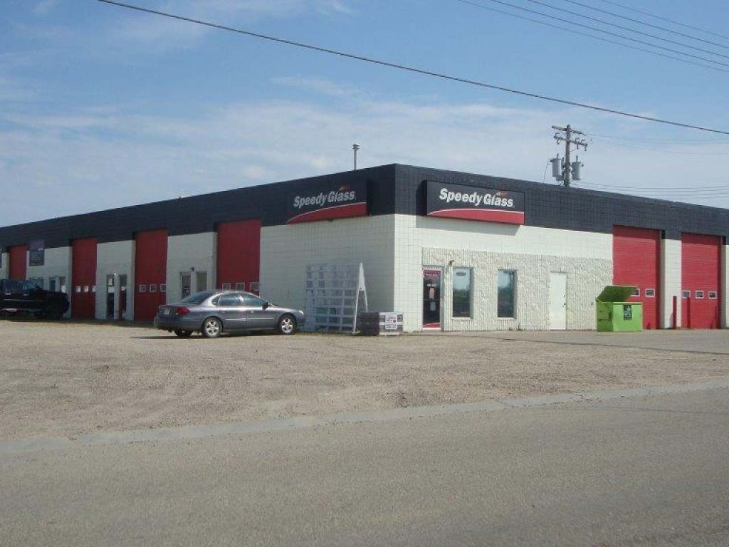 Main Photo: 3851 38 Avenue in Whitecourt: Industrial for sale : MLS® # 44462