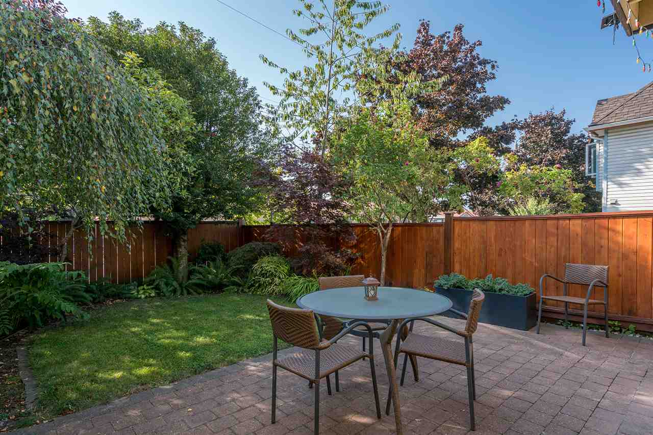 "Main Photo: 3348 FINDLAY Street in Vancouver: Victoria VE Townhouse for sale in ""FINDLAY BY TROUT LAKE"" (Vancouver East)  : MLS® # R2201672"