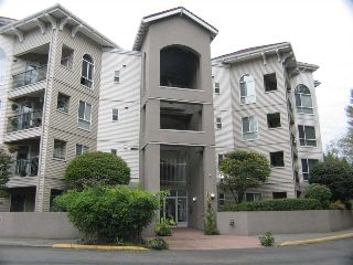 "Main Photo: 306 3174 GLADWIN Road in Abbotsford: Central Abbotsford Condo for sale in ""Regency Park"" : MLS® # R2214191"