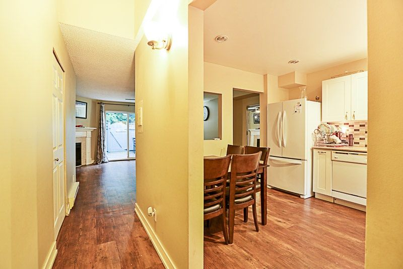 Main Photo: 117 13718 67 Avenue in Surrey: East Newton Townhouse for sale : MLS®# R2214919