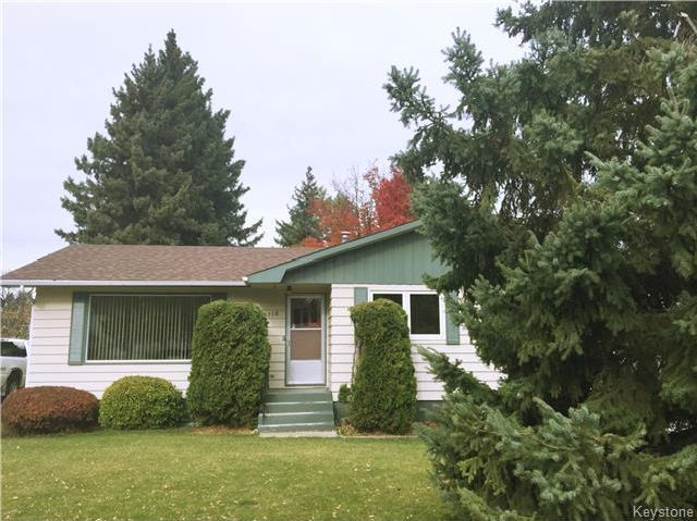 Main Photo: 118 Merrell Avenue in Dauphin: Residential for sale (R30 - Dauphin and Area)  : MLS®# 1727838