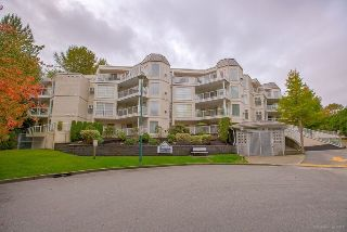 "Main Photo: 316 1220 LASALLE Place in Coquitlam: Canyon Springs Condo for sale in ""MOUNTAINSIDE PLACE"" : MLS® # R2216940"