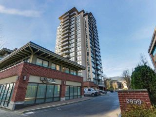 "Main Photo: 1006 2959 GLEN Drive in Coquitlam: North Coquitlam Condo for sale in ""THE PARC"" : MLS® # R2228187"