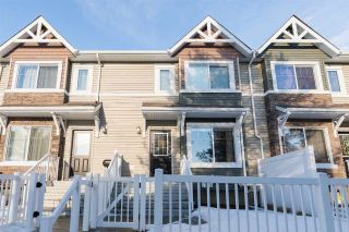 Main Photo:  in Edmonton: Zone 27 Townhouse for sale : MLS® # E4093419
