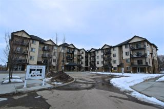 Main Photo: 107 10520 56 Avenue NW in Edmonton: Zone 15 Condo for sale : MLS®# E4101922
