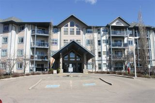 Main Photo: 108 100 FOXHAVEN Drive: Sherwood Park Condo for sale : MLS®# E4108952