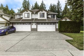 Main Photo: 22 11355 COTTONWOOD Drive in Maple Ridge: Cottonwood MR Townhouse for sale : MLS®# R2278555