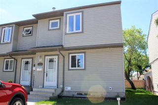Main Photo: 1669 Lakewood Road in Edmonton: Zone 29 Townhouse for sale : MLS®# E4117311