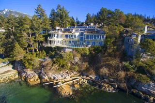 Main Photo: 5315 SEASIDE Place in West Vancouver: Caulfeild House for sale : MLS®# R2284302