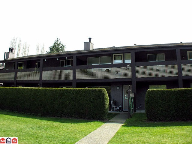 "Main Photo: 512 34909 OLD YALE Road in Abbotsford: Abbotsford East Townhouse for sale in ""THE GARDENS"" : MLS®# F1208648"